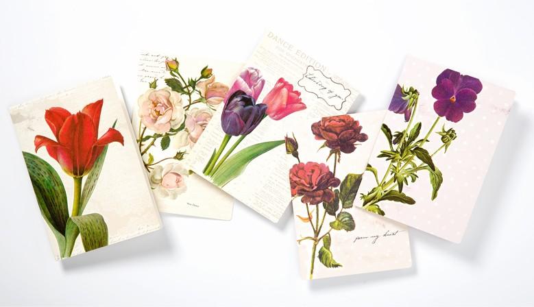 """Blumenkarten """"unforgettable you"""""""